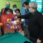 सारण: सिविल सर्जन ने पोलियो ड्रॉप पिलाकर पांच दिवसीय प्लस पोलियो अभियान का किया शुभारंभ