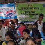 रेलवे चाइल्ड हेल्प लाइन द्वारा गुड टच एवं बैड टच जागरूकता अभियान